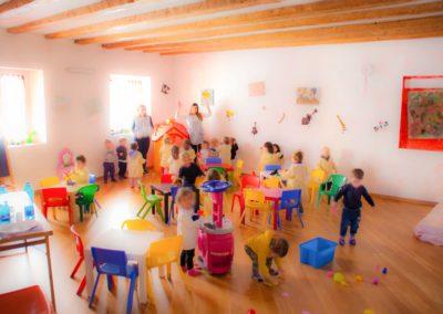 Scuola materna Folli folletti Trieste i nostri bimbi sono sempre felici
