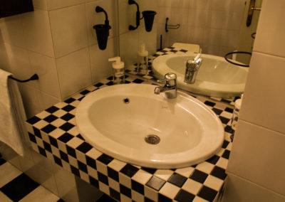 B&b la casa di Circe Trieste bagno (2)